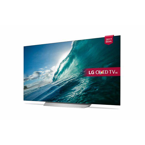 tv lg oled65c7v oled smart tv uhd active hdr dvb t. Black Bedroom Furniture Sets. Home Design Ideas