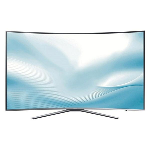 tv samsung ue55ku6502 led curved uhd smart tv. Black Bedroom Furniture Sets. Home Design Ideas