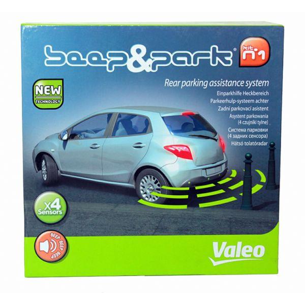 parking senzori valeo beep park kit n3. Black Bedroom Furniture Sets. Home Design Ideas