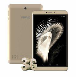 VIVAX tablet TPC-802 3G gold
