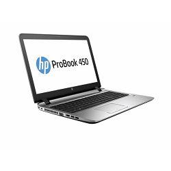 HP Prijenosno računalo ProBook 450 G3  W4P36EA