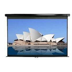 EliteScreens projekcijsko platno zidno 305x229cm
