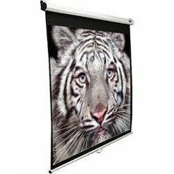 EliteScreens zidno projekcijsko platno 213X213 cm