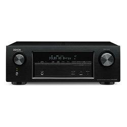 AV receiver DENON AVR-X1100 black (Wi-Fi)