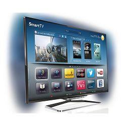 TV PHILIPS 40PFL8008S/12 (LED, 3D Smart TV, 102 cm)