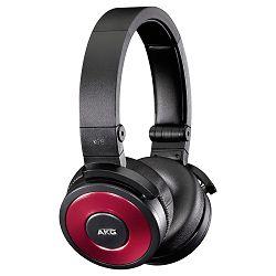 Slušalice AKG K 619 DJ red