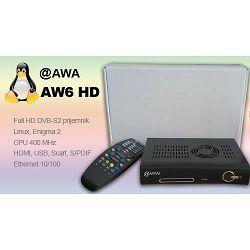 Digitalni satelitski reciver AWAI AW6 (500HD)