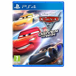 Igra za PS4 CARS 3: Driven to win