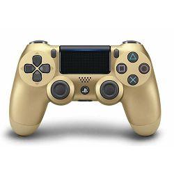 Kontroler PLAYSTATION 4 SONY DUALSHOCK v2 zlatni