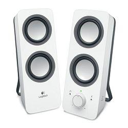 Logitech Z-200, 2.0 zvučnici, bijeli