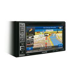 Multimedijska jedinica i navigacija ALPINE INE-W990BT (Bluetooth, USB, CD, DVD, iPhone/iPod)