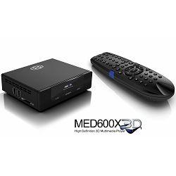 Multimedia player MEDE8ER MED600x3D