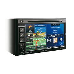 Multimedijska jedinica i navigacija ALPINE INE-W970BT (Bluetooth, USB, CD, DVD, iPhone/iPod)