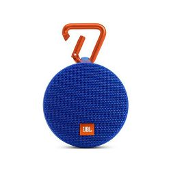 Prijenosni zvučnik JBL CLIP 2 plavi