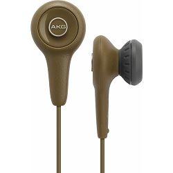 Slušalice AKG Y 10 smeđe