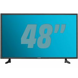 TV BLAUPUNKT BLA-48/148Z-GB-11B-FGBQUX-EU (LED, Smart, DVB-T2/S2, 100 Hz, 122 cm)