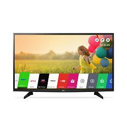 TV LG 49LH570V (LED, Smart TV, DVB-T2/S2, 450 Hz, 124 cm)
