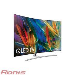 TV SAMSUNG QE65Q7CAM (QLED, 165 cm) + poklon soundbar HW-J7500R (zakrivljen, 320W, 8 zvučnika)