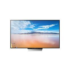 TV SONY BRAVIA KD-55XD8505 (LED, 4K HDR, Smart TV, DVB-T2/S2, 800 Hz, 140 cm)