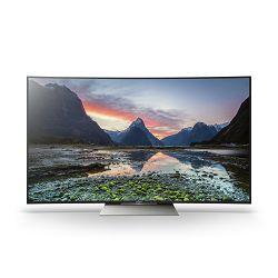 TV SONY BRAVIA KD-55XD9305 (LED, 3D, 4K, UHD, Smart TV, DVB-T2/S2, 1000 Hz, 140 cm)