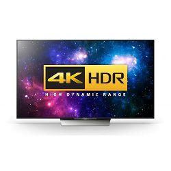 TV SONY BRAVIA KD-65XD8505 (LED, 4K, UHD, Smart TV, DVB-T2/S2, 1000 Hz, 165 cm)